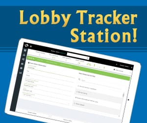 Screenshot of the new LobbyTracker Station