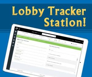 Screenshot of the new LobbyTracker Station