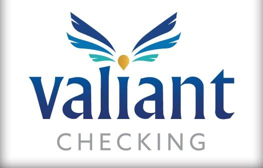 Valiant Checking logo