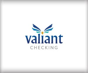 Valient Checking logo.
