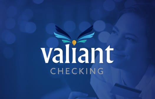 Valiant Checking logo