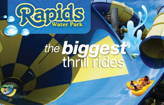 Rapids Water Park logo