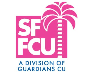 The SFFCU, A Division of Guardians Credit Union logo