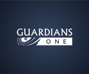 The Guardians One logo