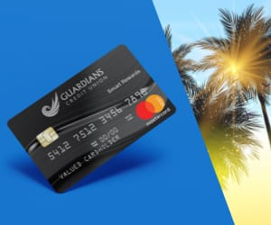 The Guardians Credit Union Mastercard