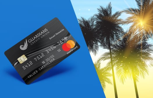 The Guardians Credit Union Mastercard.